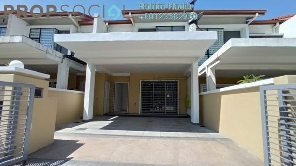 Terrace For Sale in Damai Citra, Alam Damai Freehold Semi Furnished 5R/5B 895k