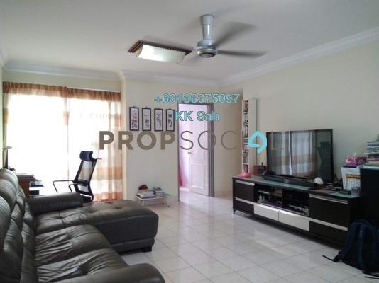 Apartment For Sale in Jati Selatan Apartment, Desa Petaling Freehold Fully Furnished 3R/2B 279k