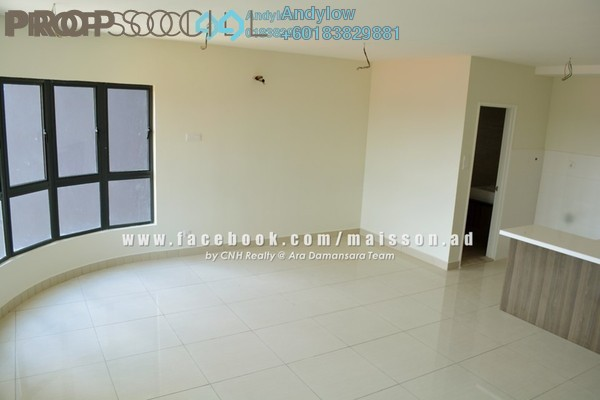 Condominium For Sale in Maisson, Ara Damansara Freehold Semi Furnished 0R/1B 480k