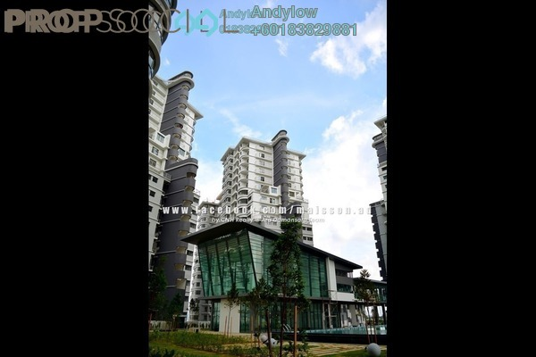 Condominium For Rent in Maisson, Ara Damansara Freehold Semi Furnished 2R/2B 1.8k