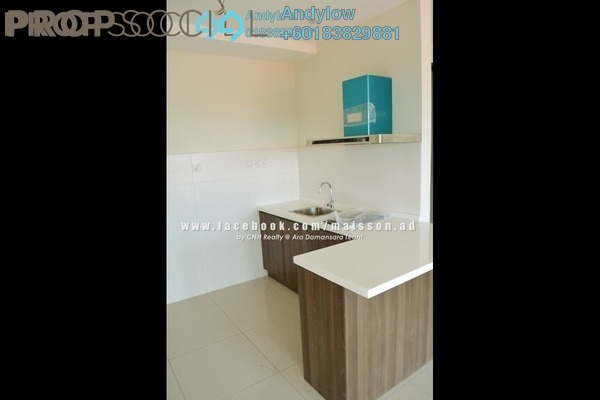 Condominium For Sale in Maisson, Ara Damansara Freehold Semi Furnished 0R/1B 400k