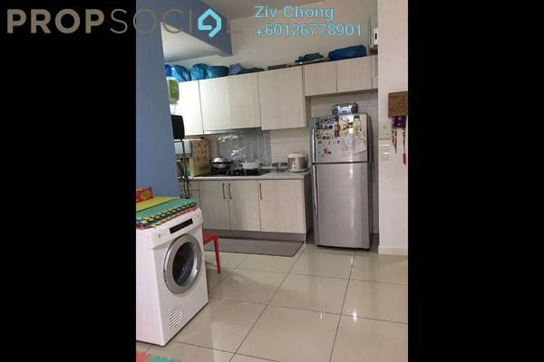 Condominium For Sale in Greenfield Regency, Skudai Freehold Semi Furnished 3R/2B 385k