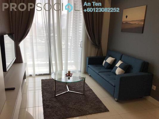 Serviced Residence For Rent in Nadi Bangsar, Bangsar Freehold Fully Furnished 1R/1B 3.3k