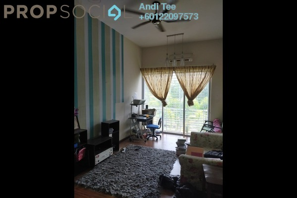 Semi-Detached For Rent in Saujana Impian, Kajang Freehold Semi Furnished 4R/5B 2.7k