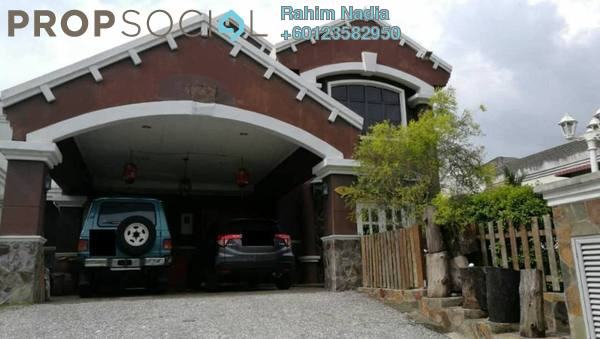 Semi-Detached For Sale in Section 13, Shah Alam Freehold Semi Furnished 5R/5B 1.5m