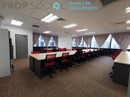 Office For Rent in Menara SuezCap, Kuala Lumpur Freehold Fully Furnished 0R/0B 6.24k
