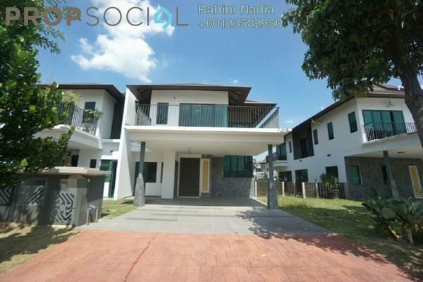 Semi-Detached For Sale in Lepironia Gardens @ Setia Eco Glades, Cyberjaya Freehold Unfurnished 5R/5B 1.95m