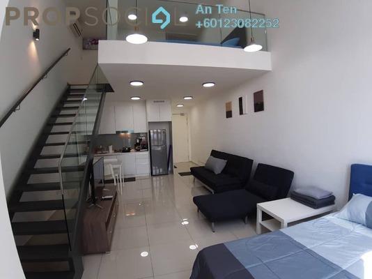 Duplex For Rent in EkoCheras, Cheras Freehold Fully Furnished 2R/2B 1.8k