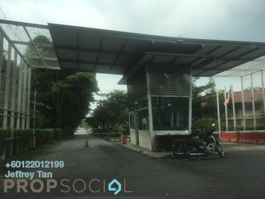 Land For Sale in Taman Villa Heights 1, Kajang Freehold Unfurnished 0R/0B 738k