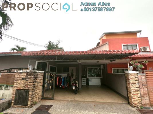 Terrace For Sale in BK1, Bandar Kinrara Freehold Unfurnished 4R/2B 599k