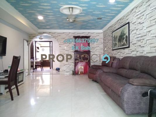 Link For Sale in Bandar Damai Perdana, Cheras South Freehold Semi Furnished 4R/3B 568k