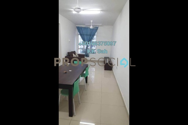 Condominium For Sale in The Arc, Cyberjaya Freehold Fully Furnished 3R/2B 350k