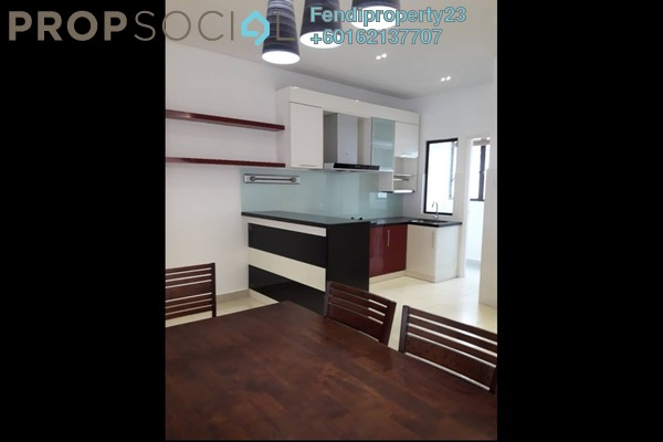Townhouse For Sale in Odora Parkhomes, 16 Sierra Freehold Semi Furnished 3R/3B 598k
