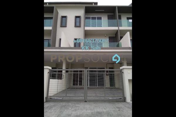 Superlink For Sale in Mansion 88, Semenyih Freehold Unfurnished 5R/5B 719k
