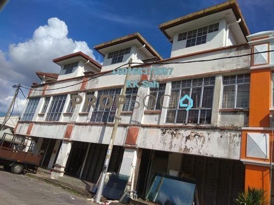 Factory For Sale in Taman Jaya II, Semenyih Freehold Unfurnished 1R/2B 500k