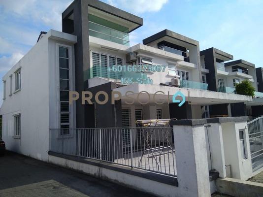 Superlink For Sale in Tiara East, Semenyih Freehold Semi Furnished 5R/3B 550k