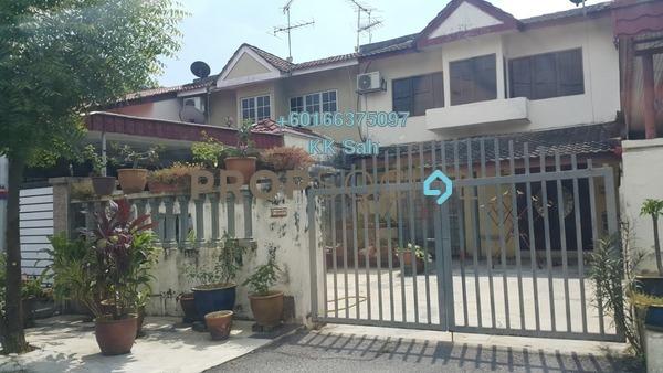 Superlink For Sale in Taman Menara Maju, Klang Freehold Unfurnished 4R/2B 388k