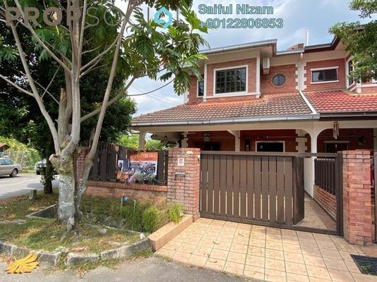 Terrace For Sale in SL11, Bandar Sungai Long Freehold Semi Furnished 3R/1B 790k