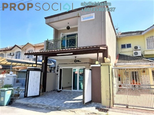 Terrace For Sale in Bandar Tasik Selatan Flat, Bandar Tasik Selatan Freehold Semi Furnished 5R/4B 800k