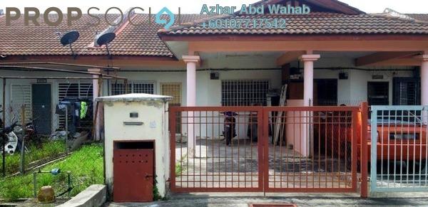 Terrace For Sale in Alam Perdana, Kuala Selangor Freehold Unfurnished 3R/2B 280k