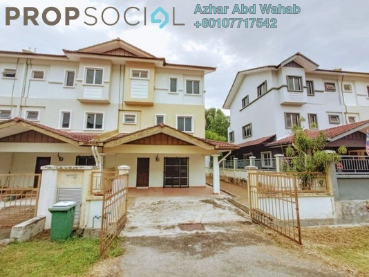 Terrace For Sale in Bandar Teknologi Kajang, Semenyih Freehold Unfurnished 5R/4B 630k