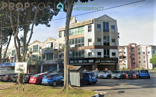 Office For Sale in Taman Harmoni 1, Skudai Freehold Unfurnished 0R/2B 365k