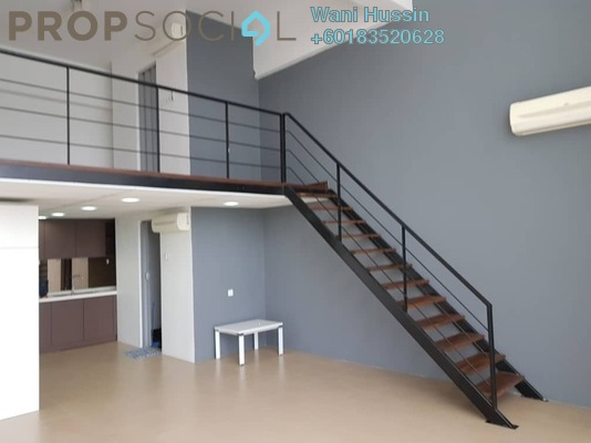 SoHo/Studio For Sale in SS16, Subang Jaya Freehold Semi Furnished 0R/0B 650k