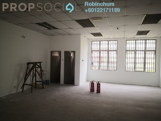 Office For Rent in Taman Len Sen, Cheras Freehold Unfurnished 0R/2B 1.3k
