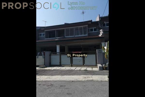 Terrace For Rent in Taman Batu Gajah Perdana, Batu Gajah Freehold Unfurnished 4R/3B 800translationmissing:en.pricing.unit
