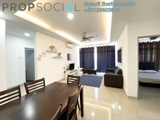 Condominium For Sale in Dwiputra Residences, Putrajaya Freehold Fully Furnished 3R/2B 490k