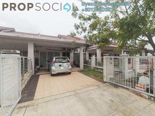 Terrace For Sale in Taman Nusari Aman, Bandar Sri Sendayan Freehold Unfurnished 3R/2B 270k
