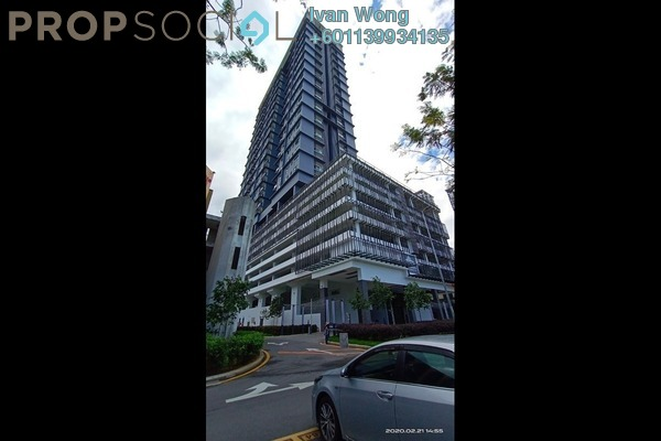 Serviced Residence For Sale in The Sky Residence, Cheras Leasehold Unfurnished 2R/2B 399k
