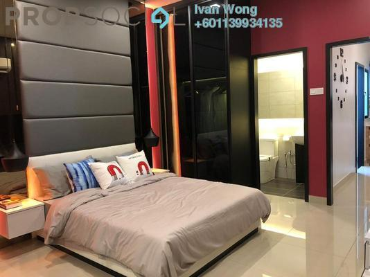 Serviced Residence For Sale in Parkland Residence, Cheras South Freehold Unfurnished 2R/2B 400k