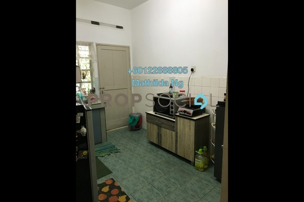 Bungalow For Sale in Section 14, Petaling Jaya Leasehold Unfurnished 4R/4B 1.7m