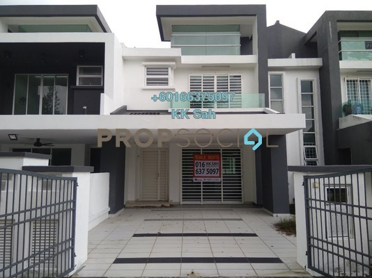 Superlink For Rent in Tiara East, Semenyih Freehold Unfurnished 5R/3B 1.3k
