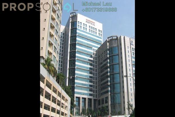 Office For Sale in Plaza Sentral, KL Sentral Freehold Fully Furnished 0R/0B 2.5m