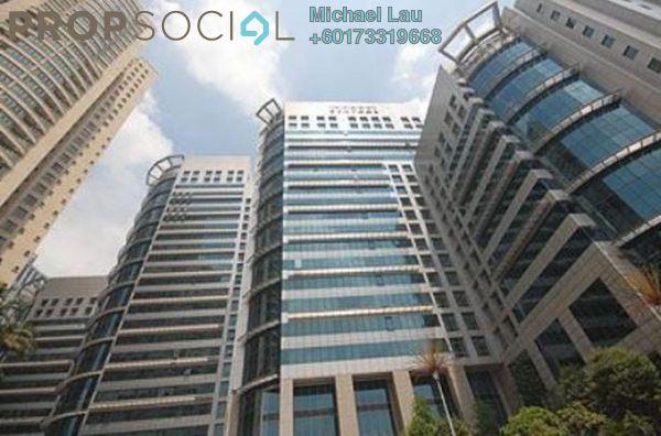 Office For Sale in Plaza Sentral, KL Sentral Freehold Fully Furnished 0R/0B 9.71m