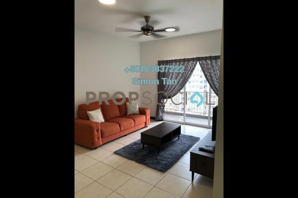 Condominium For Rent in Cova Villa, Kota Damansara Freehold Fully Furnished 3R/2B 1.8k