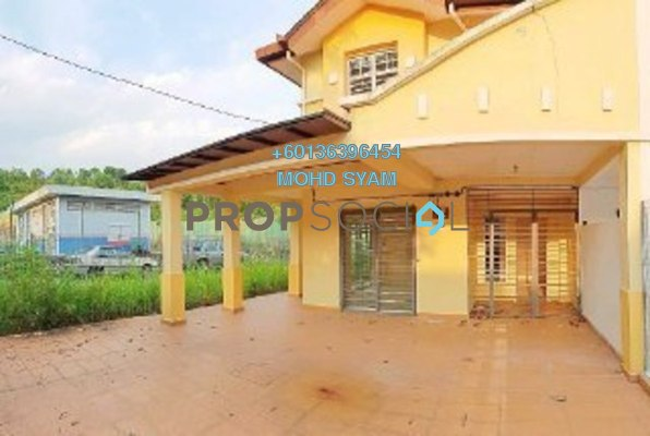 Terrace For Sale in Taman Ukay Bistari, Ukay Freehold Unfurnished 4R/3B 799k
