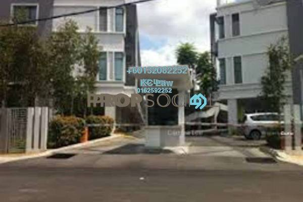 Townhouse For Sale in D'Residency, Bandar Utama Freehold Semi Furnished 4R/4B 1.1m
