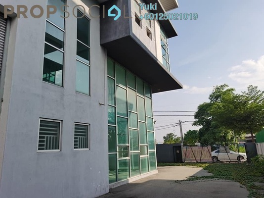 Factory For Sale in IGB International Industrial Park, Ipoh Leasehold Unfurnished 2R/2B 1.5m