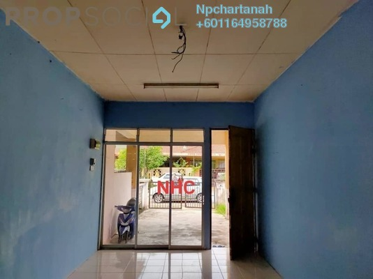 Terrace For Sale in Taman Sinar Mentari, Bedong Freehold Unfurnished 3R/2B 150k