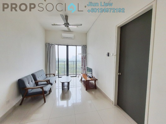 Condominium For Rent in D'Pulze Residence, Cyberjaya Freehold Fully Furnished 1R/1B 950translationmissing:en.pricing.unit