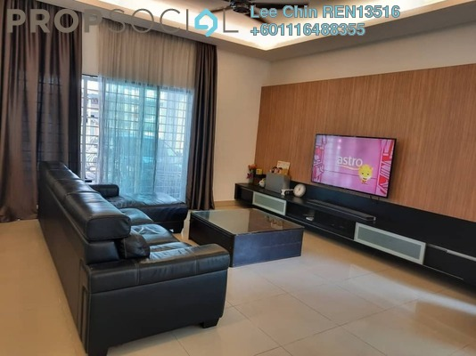 Semi-Detached For Sale in The Peak, Cheras South Freehold Semi Furnished 5R/5B 2.15m