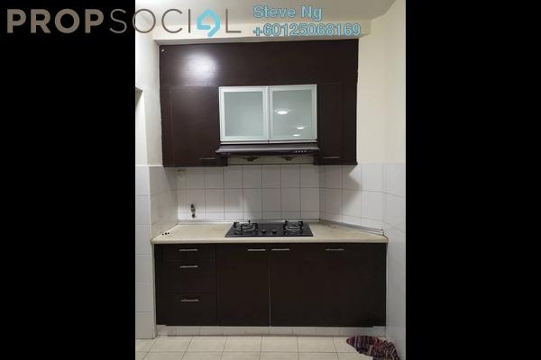 Condominium For Rent in Putra Majestik, Sentul Freehold Semi Furnished 3R/2B 1.2k