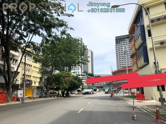 Shop For Sale in 3rd Mile Square, Old Klang Road Freehold Unfurnished 3R/4B 2m