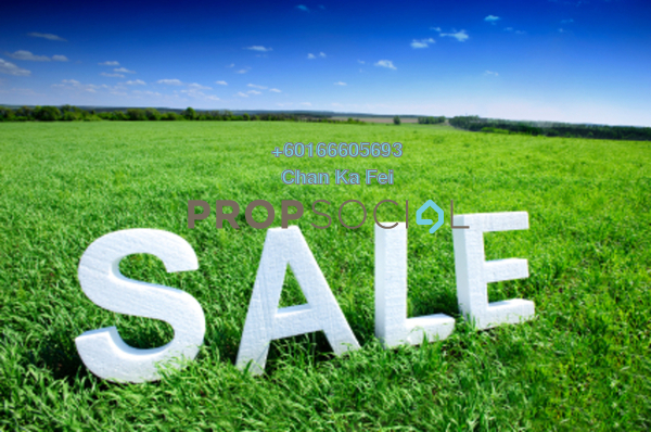 Land For Sale in Taman Puchong Prima, Puchong Leasehold Unfurnished 0R/0B 275k