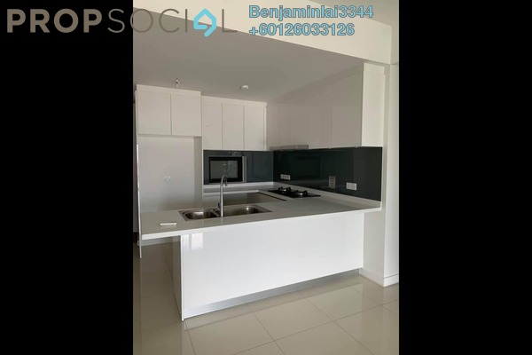 Condominium For Rent in The Westside Three, Desa ParkCity Freehold Semi Furnished 2R/2B 3.5k
