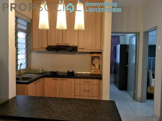 Condominium For Rent in Main Place Residence, UEP Subang Jaya Freehold Fully Furnished 2R/1B 2k