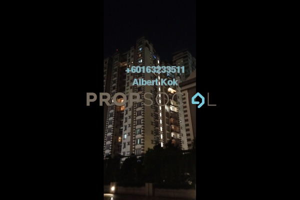 Condominium For Sale in The Residence, Mont Kiara Freehold Unfurnished 4R/4B 1.79m